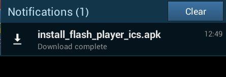 add flash-support-on-moto-x-notification