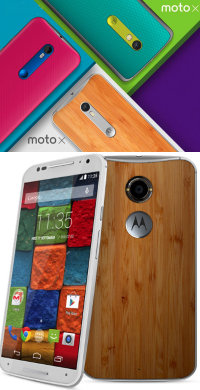Top 5 new features in Moto X 2015 (Moto X Style, Moto X Pure edition and Moto X Play) vs Moto X 2014
