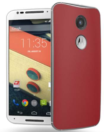 Moto X 2nd generation vs Moto X 1st generation